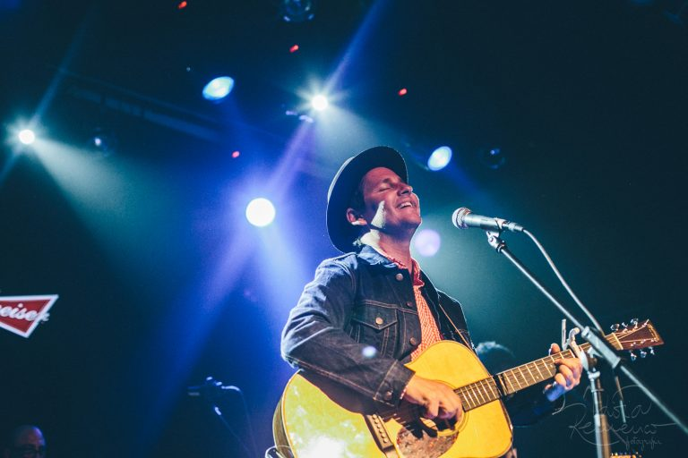 Josh Rouse al Music Hall Barcelona